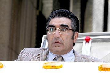 Eugene Levy in Warner Bros. New York Minute
