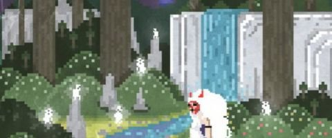 Nouvel hommage au studio Ghibli version 8 bits