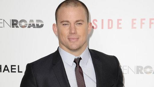Channing Tatum Dishes On 'Side Effects,' 'Magic Mike' Sequel & New 'G