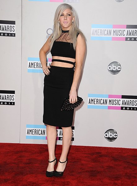 At the 2011 AMAs