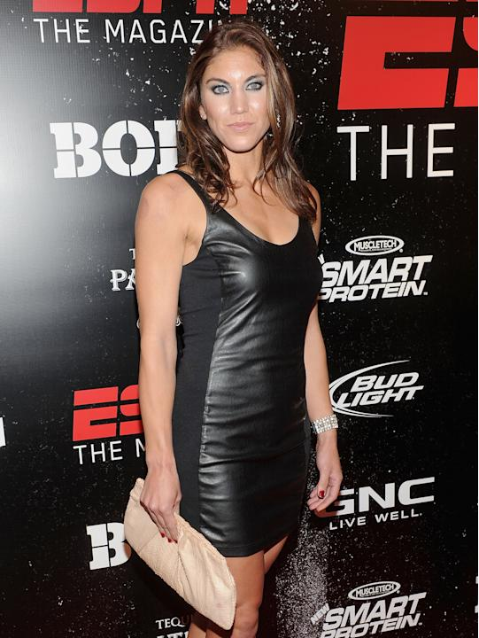 ESPN The Magazine's 3rd Annual Body Issue Party