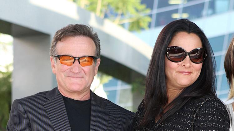 Robin Williams Wife Lcnc Wed jpg Acirc Acirc