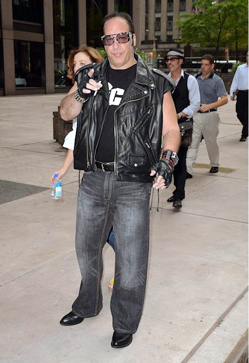 Andrew Dice Clay Howard Stern