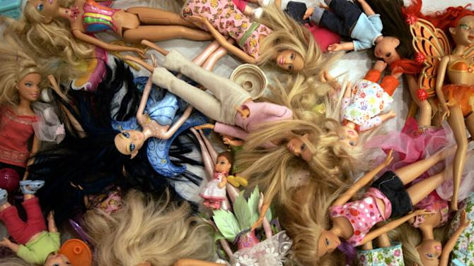 Barbie fights for her life
