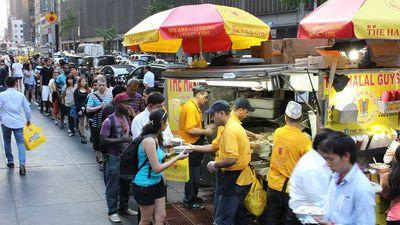 The Halal Guys and Just Falafel Heading to Houston