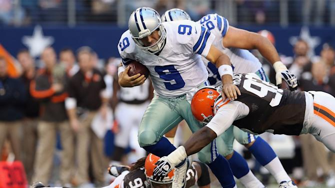 Cleveland Browns v Dallas Cowboys