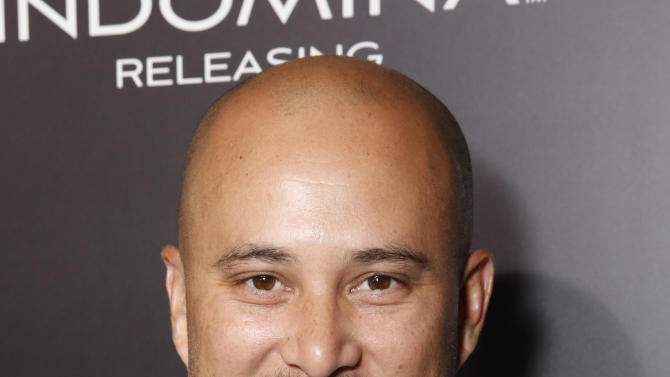 """Cris Judd attends Pantelion's """"Filly Brown"""" Los Angeles Premiere Hosted by the Rivera Family at the Regal LA Live Stadium on April 17, 2013 in Los Angeles. (Photo by Todd Williamson/Invision for Pantelion Films/AP Images)"""