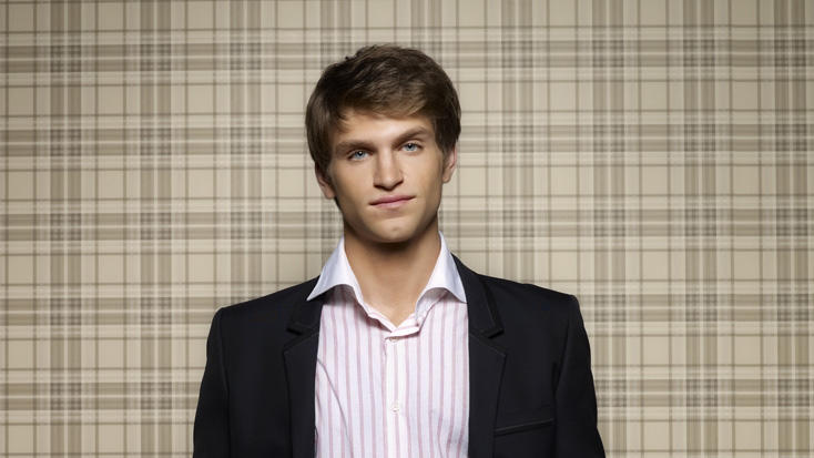 """Pretty Little Liars"" - Keegan Allen"