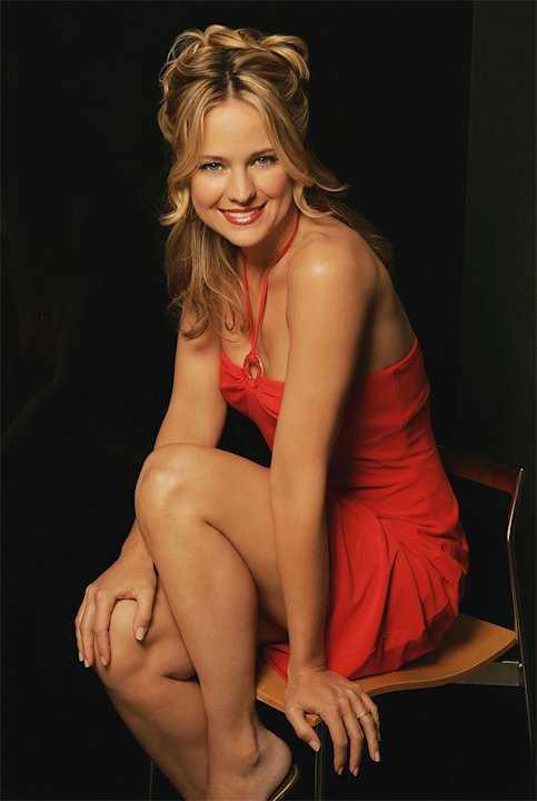 Sharon Case stars as Sharon Newman in The Young and the Restless on CBS. 
