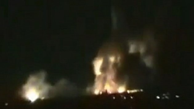 Israel Strikes Inside Syria Amid Reports of New Massacres (ABC News)