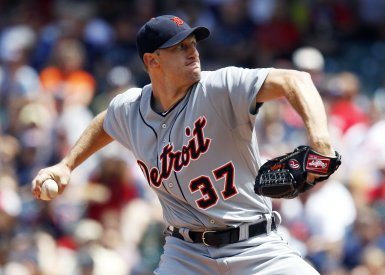 Max Scherzer, last year's AL Cy Young winner, will likely be a snub. (Getty Images)
