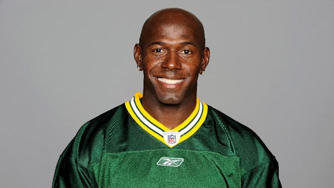 FILE - This 2011 file photo shows Donald Driver of the Green Bay Packers NFL football team. Driver will be among the 12 celebrity contestants on the next season of the ABC dancing competition, premiering March 19. (AP Photo, file)