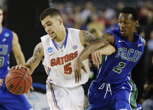 Florida wins 62-50 to end FGCU's NCAA run