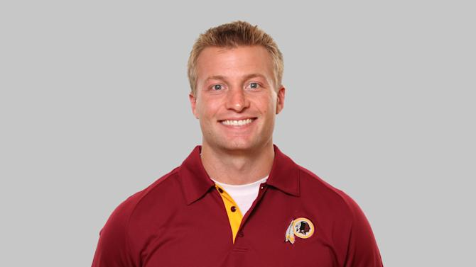 Redskins promote McVay, hire special teams coach
