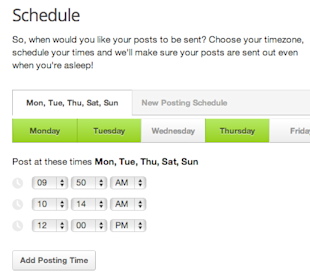 Social Media Management Tools: What's The Right Tool For Your Business? image buffer schedule