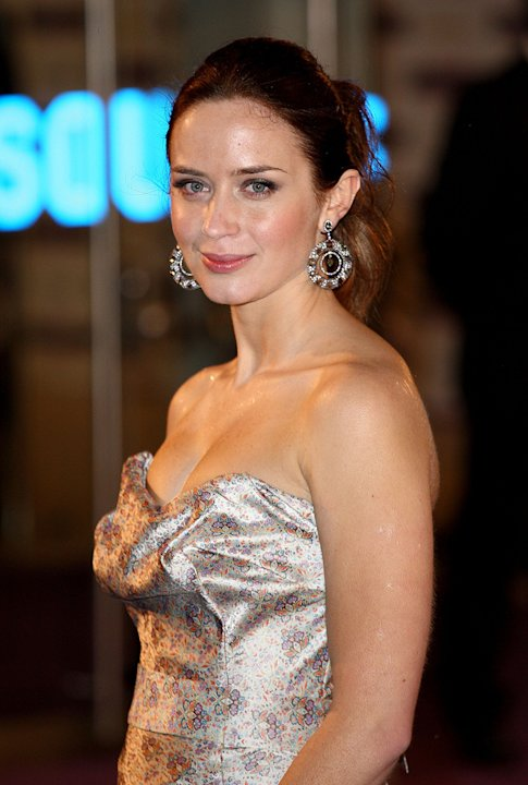 The Young Victoria UK Premiere 2009 Emily Blunt