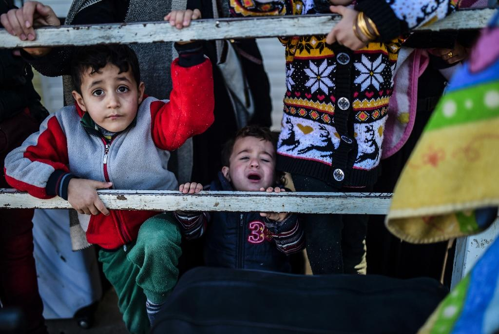 UN urges Turkey to open borders to fleeing Syrians