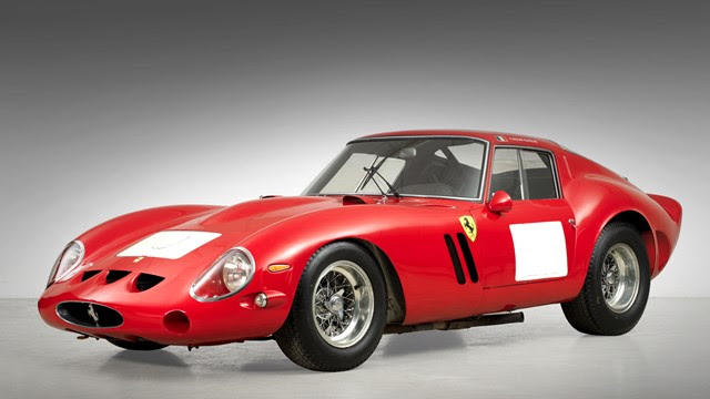 The 10 most expensive cars ever sold at auction