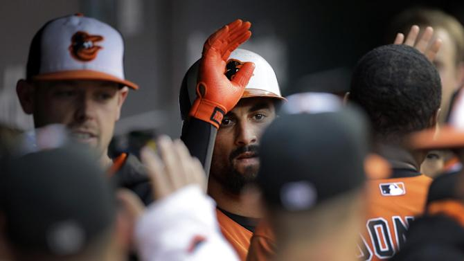 Cano's 3-run HR lifts Mariners over Orioles 6-3