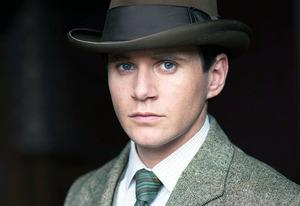 Allen Leech | Photo Credits: PBS