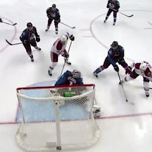 Antoine Vermette scores off dish from Yandle