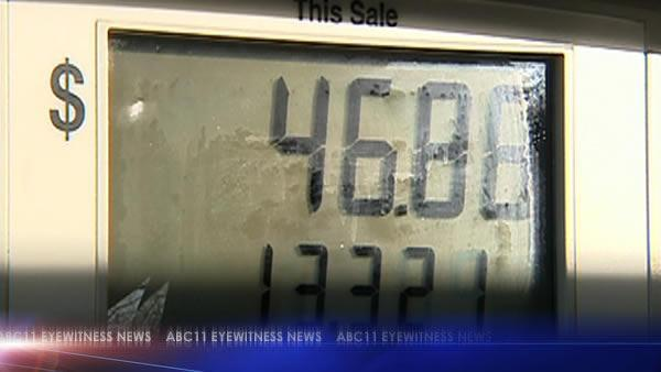 High gas prices cause pain at the pump