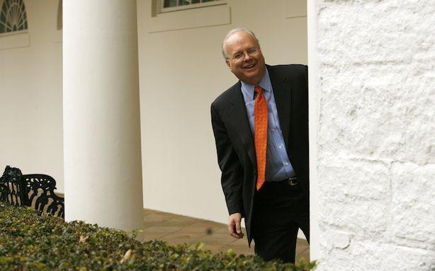Karl Rove Is in Time Out