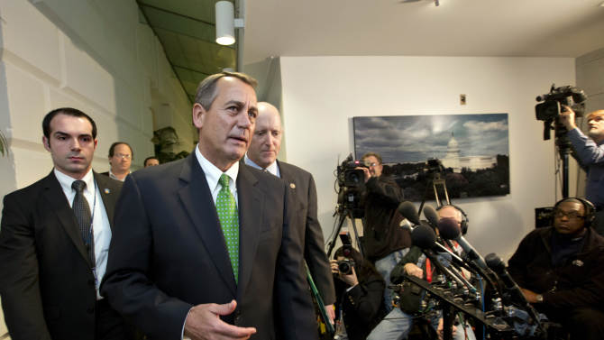 Cliff avoided: Congress staves off tax hikes