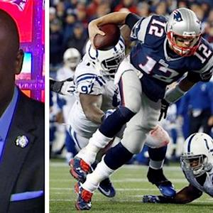 Hall of Famer Marshall Faulk talks latest Patriots scandal