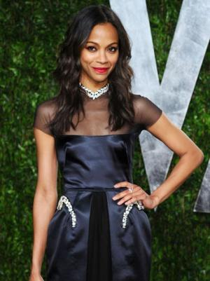 Zoe Saldana to Play Singer Nina Simone in Biopic