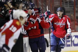 Capitals top Panthers 4-2; both get into playoffs