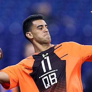 St. Louis Rams push for Mariota?