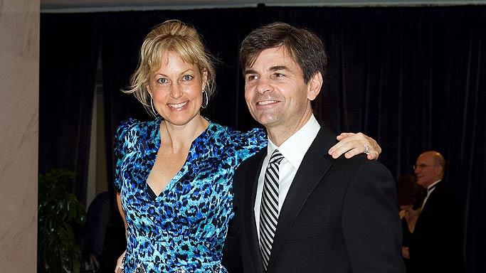 Wentworth Stephanopoulos White House Dnner