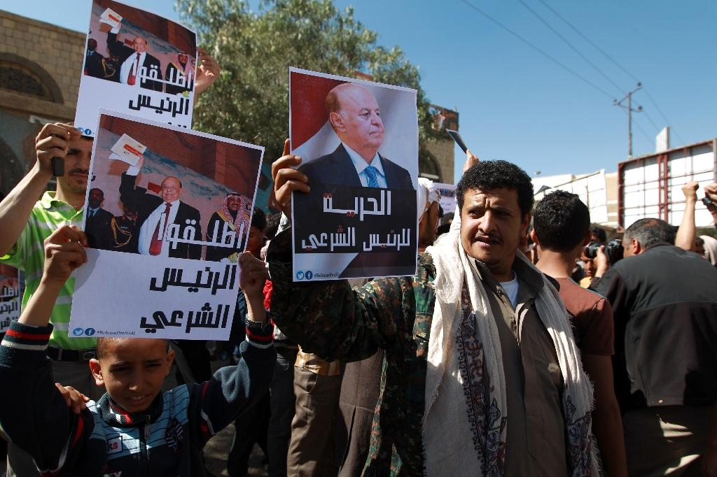 Yemen's Hadi wants reconciliation talks moved to Saudi