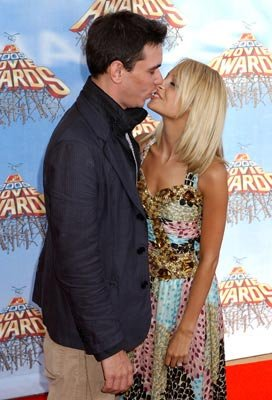 DJ AM and Nicole Richie
