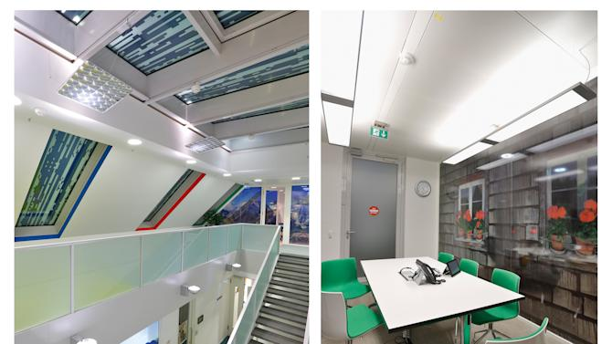 Google's Munich Office