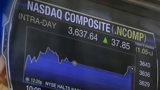 Nasdaq breakdown puts pressure on crisis work