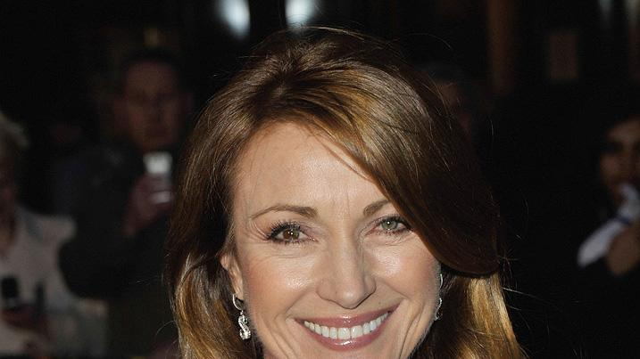 The Boat the Rocked UK Premiere 2009 Jane Seymour