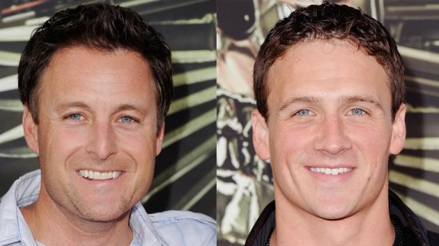 Chris Harrison, Ryan Lochte -- Getty Images