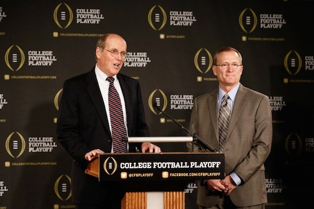 yahoo sports ncaa college football playoff selection committee