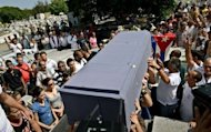 &lt;p&gt;Relatives and friends of opposition leader Oswaldo Paya carry his coffin during his funeral at Havana&#39;s Cristobal Colon cemetery on July 24. Cuban authorities have released without charges most the dissidents arrested after the funeral of political activist Oswaldo Payo, activists said.&lt;/p&gt;