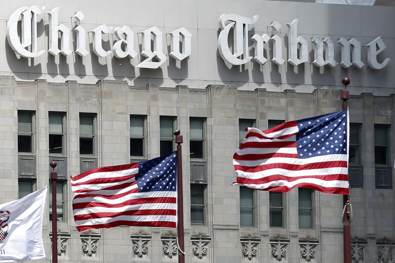 Tribune gets $70.5 million investment, rejects Gannett offer