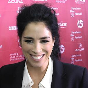 Sarah Silverman looks to women to create strong female characters in film
