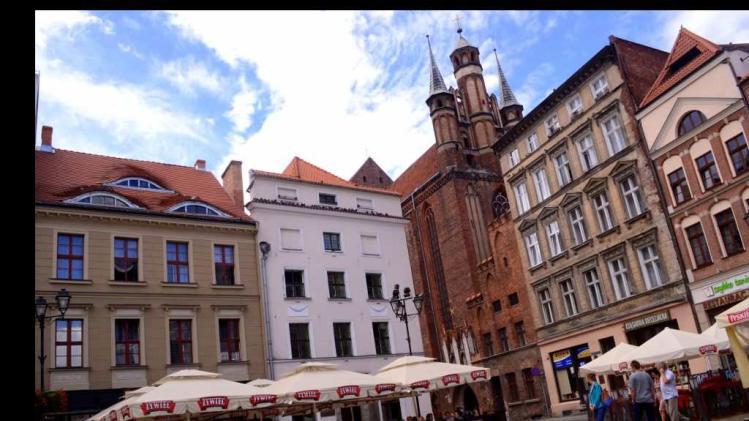 Travel Torun Poland Nicolaus Copernicus