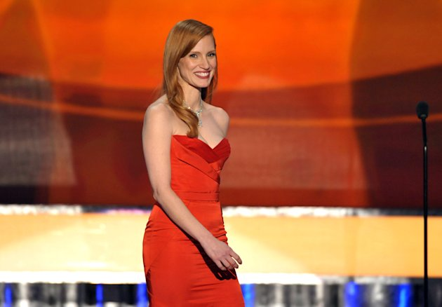 Jessica Chastain is to play the title role in Miss Julie