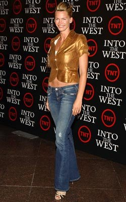 "Natasha Henstridge ""Into the West"" Los Angeles Premiere - 6/8/2005"