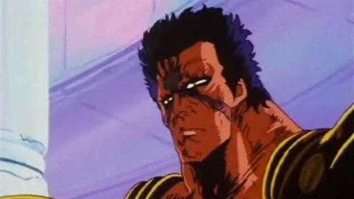 Tearful Reunion of the Brothers! Kenshiro, I've Been Waiting for You!!
