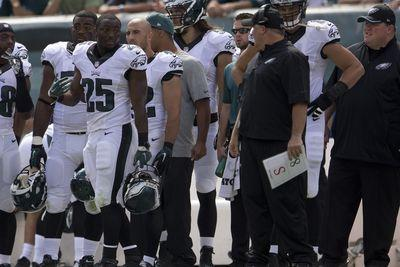 LeSean McCoy thinks Chip Kelly is getting rid of 'good black players' on purpose