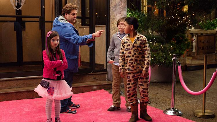 Most Anticipated Holiday Movies The Sitter