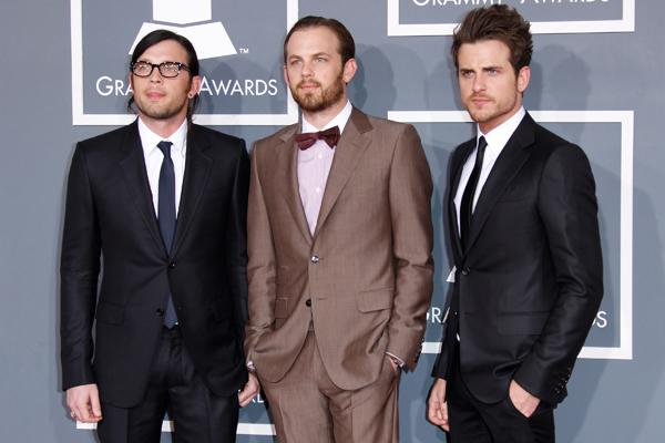 Kings of Leon Finish Recording 'Youthful' New Album
